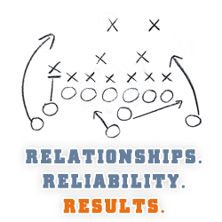 Relationships. Reliability. Results.
